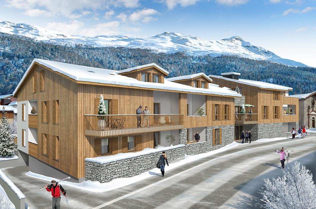 lans neige (002)-25pc
